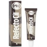 Краска коричневая RefectoCil 15мл