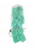 Бигуди для бустапа 30шт в упаковке Зелёный