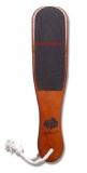 терка для ног деревянная 2