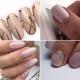 3D гибкая лента для дизайна ногтей(Серебро,золото)