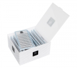 Лэшбокс BARBARA белый (10 планшетов)