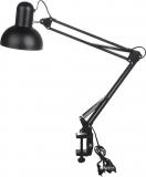 Настольная лампа с креплением на выбор (чёрная,Белая,красная)