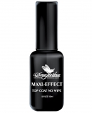 ТОП БЕЗ ЛИПКОГО СЛОЯ. TOP COAT NO WIPE MAXI-EFFECT DONA JERDONA