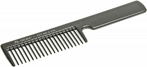 Расчёска с ручкой плоская Eurostil 0453
