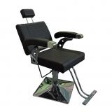 Кресло парикмахерская Lion