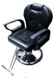 Кресло парикмахерское men черный